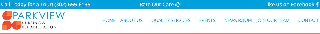Parkview Nursing & Rehab Center